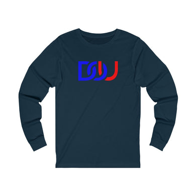 DOU D.C. / Navy Long Sleeve