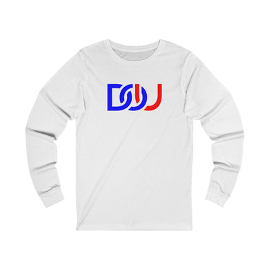 DOU D.C. / White Long Sleeve