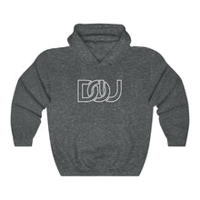 Load image into Gallery viewer, DOU White Outline Classic Hoody