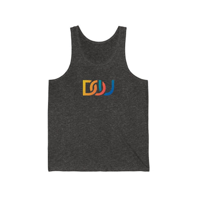 DOU Summer Nights / Charcoal Black Tank