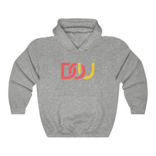 Load image into Gallery viewer, DOU Red/Yellow Hoody