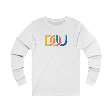DOU Summer Nights / White Long Sleeve
