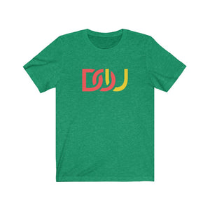DOU Miami Green Tee