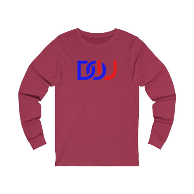 DOU D.C. / Cardinal Red Long Sleeve