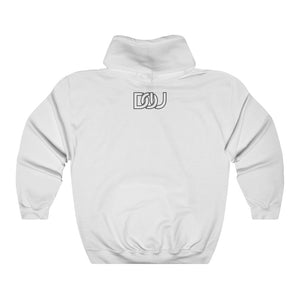 "DOU ""Understand Your Brilliance"" / White Hoody"