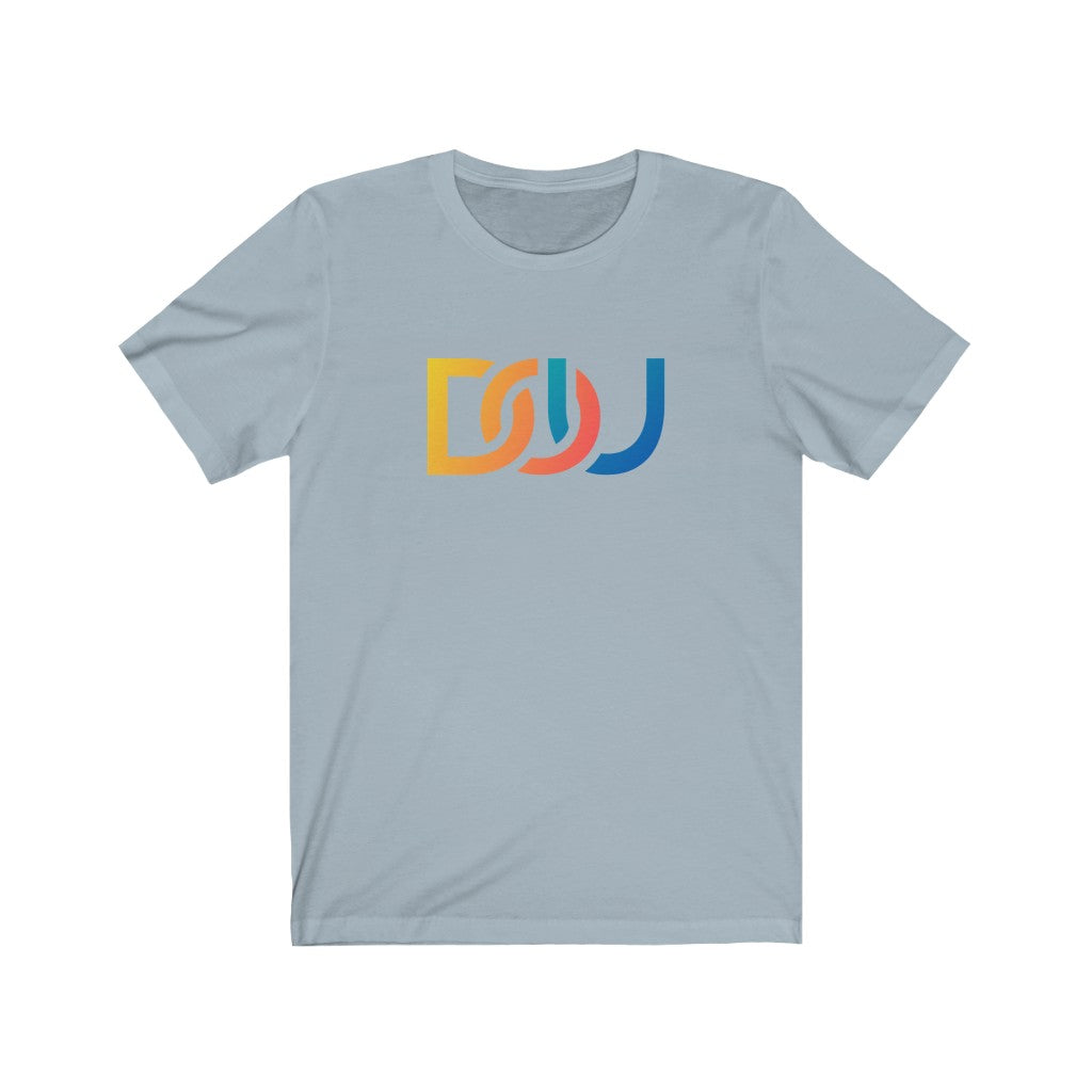 DOU Summer Nights / Light Blue Tee