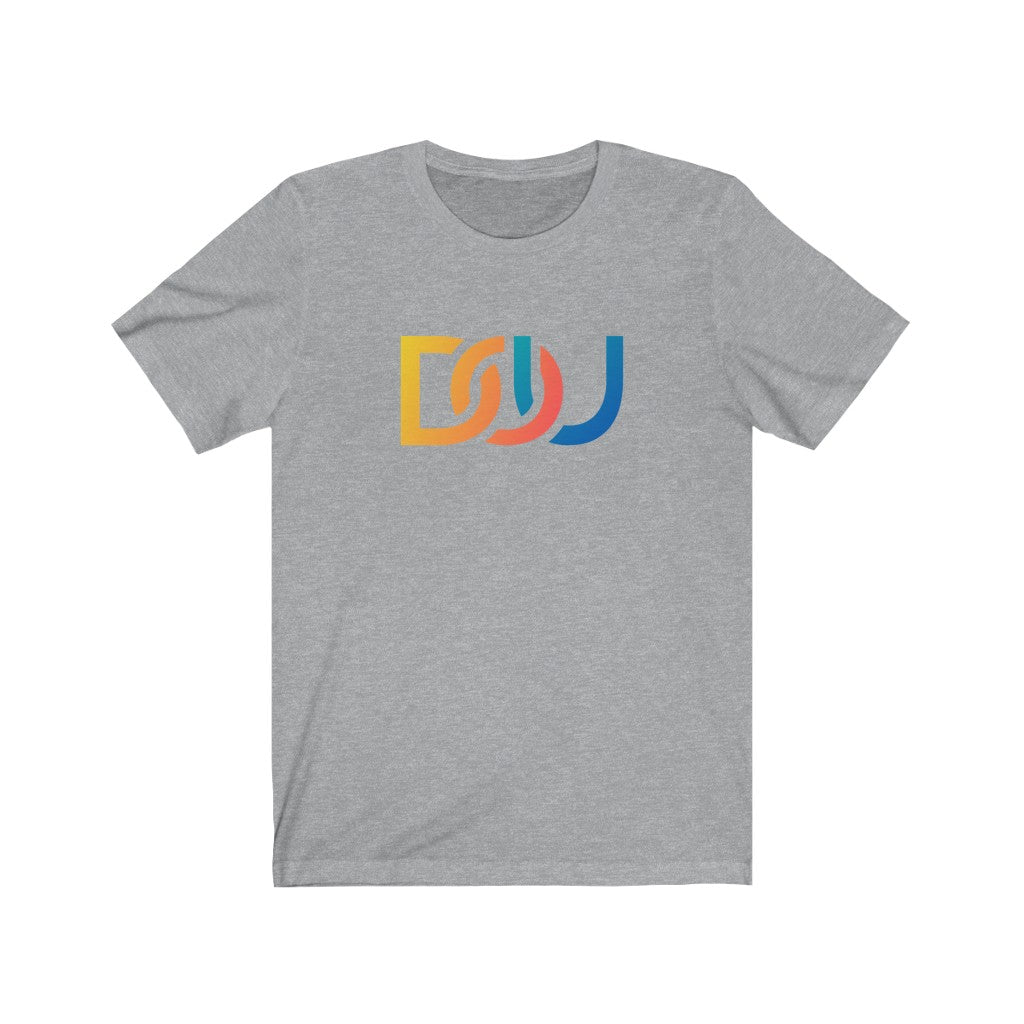 DOU Summer Nights / Athletic Heather Grey Tee