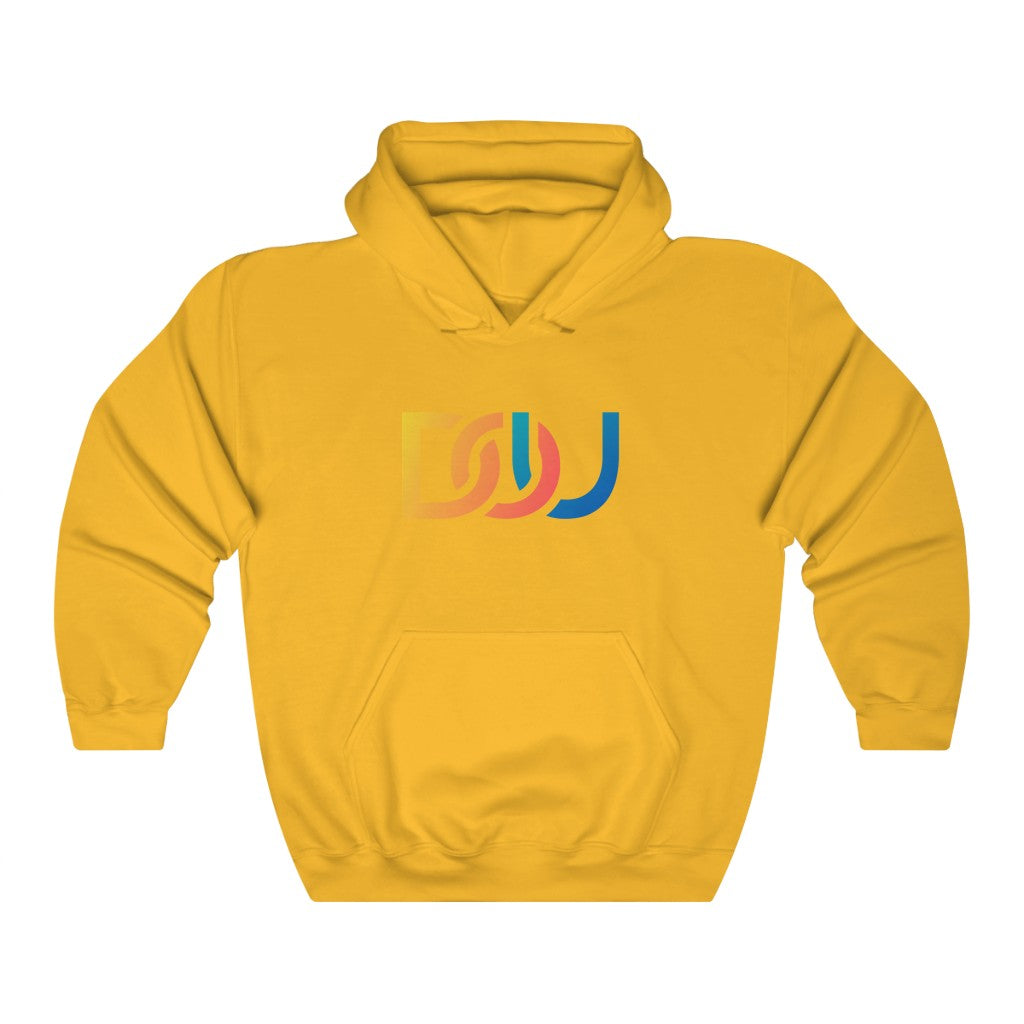 DOU Summer Nights / Gold Hoody