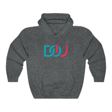 Load image into Gallery viewer, DOU Blue/Pink Hoody