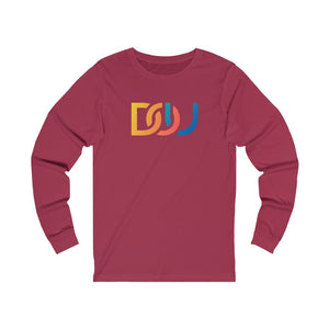 DOU Summer Nights / Cardinal Red Long Sleeve
