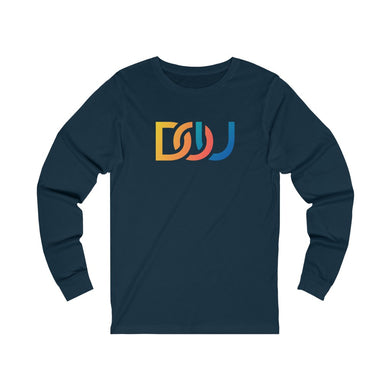 DOU Summer Nights / Navy Long Sleeve