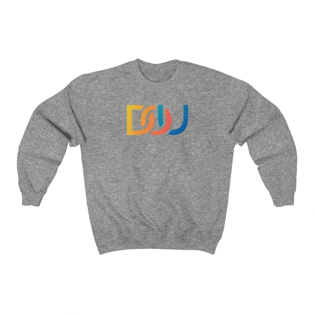 DOU Summer Nights / Sport Grey Sweatshirt