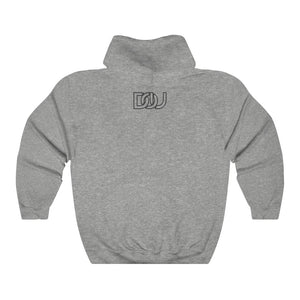 "DOU ""Invest in Yourself"" / Sport Grey Hoody"