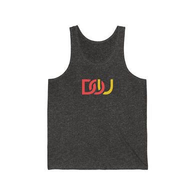 DOU Miami / Charcoal Black Tank