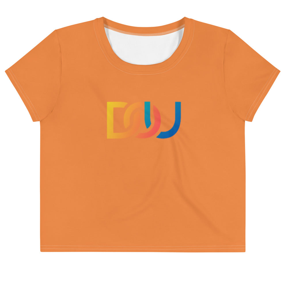 DOU Summer Nights / Orange Crop Tee