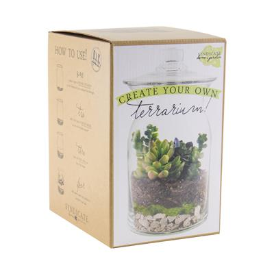 Syndicate DIY Terrarium Kit