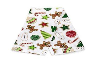 Holiday Cookies Dishtowel