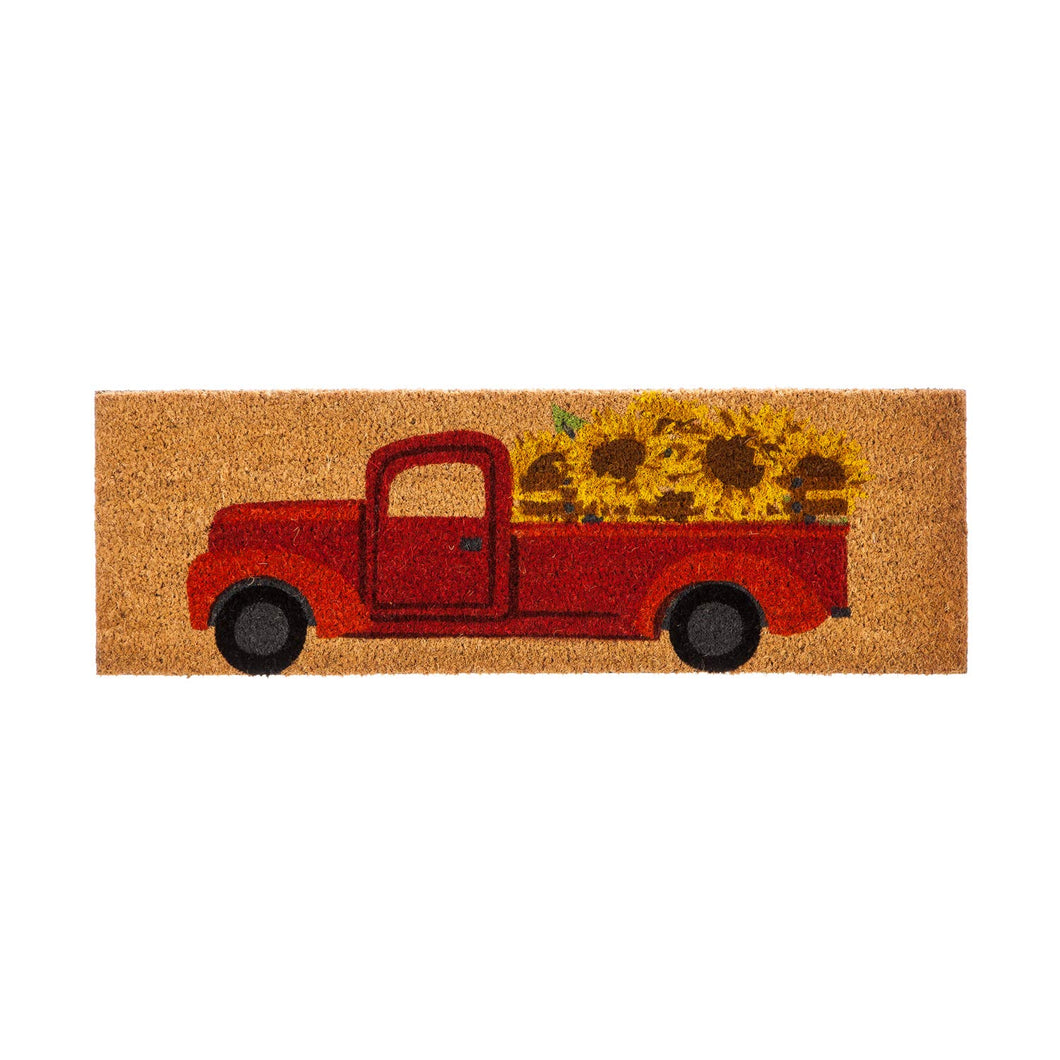 Red Truck with Sunflowers Kensington Switch Mat