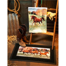 Load image into Gallery viewer, Running Horses Sassafras Switch Mat