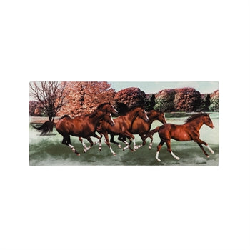 Running Horses Sassafras Switch Mat