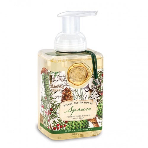Spruce Foaming Hand Soap | Michel Design Works