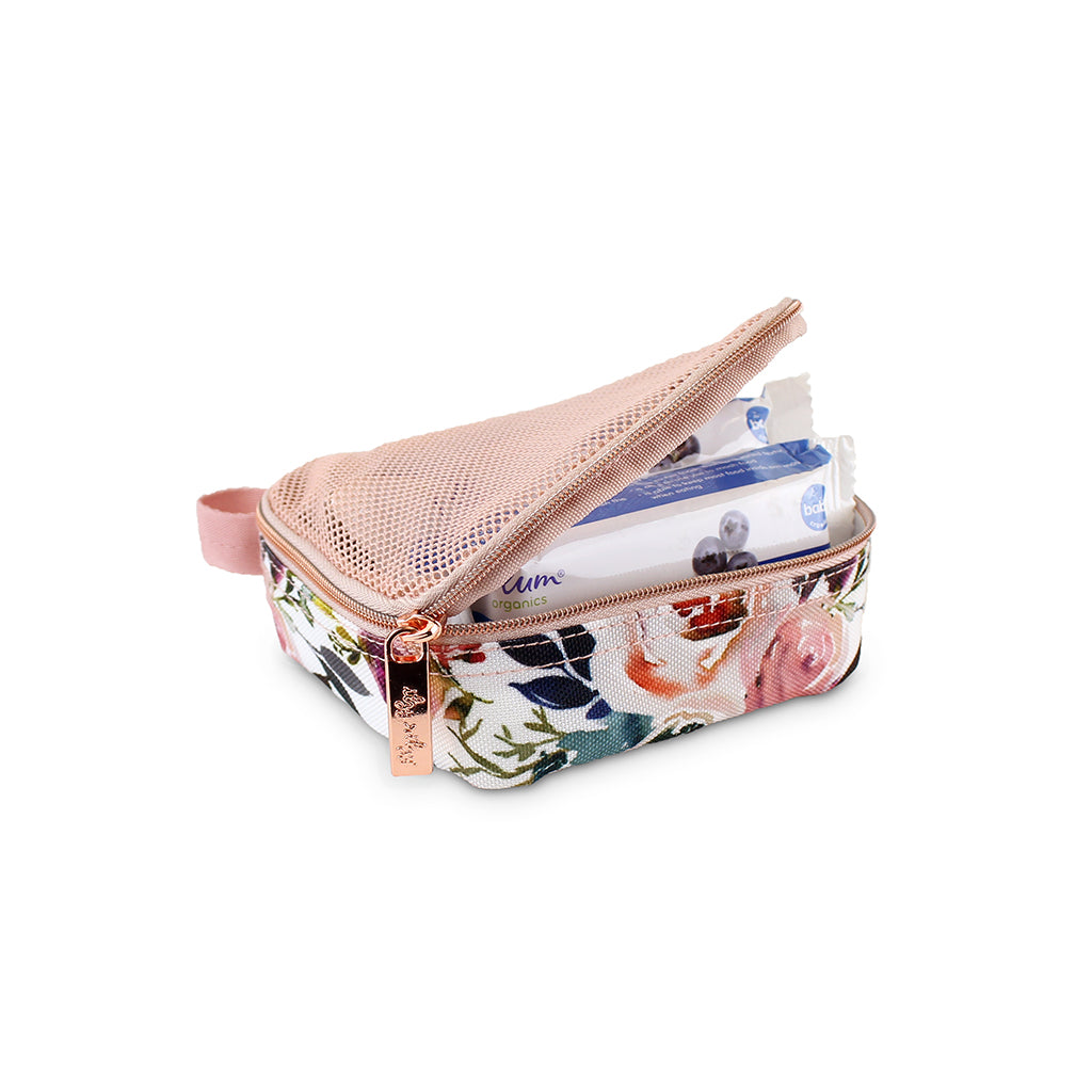 PREORDER - Packing Cubes Blush + Floral