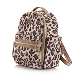 PREORDER - NEW Leopard Itzy Mini™ Diaper Bag Backpack (ETA Late March)