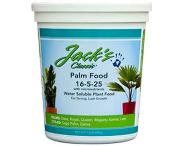 Jack's Classic Palm Food 16-5-25