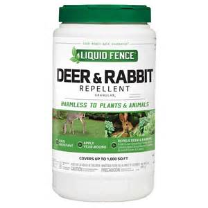 Liquid Fence Deer/rabbit Granular