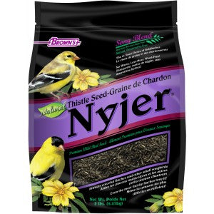 Brown's Nyjer Seed