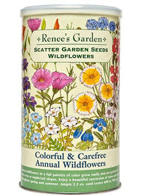 Scatter Can Annual Wildflowers (Can)