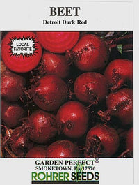 Detroit Dark Red Beet