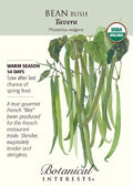 French Tavera Bush Bean