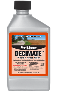 FL Decimate Weed & Grass Killer (16 Oz)