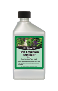 Fl Fish Emulsion Fertilizer 5-1-1 (16 Oz)