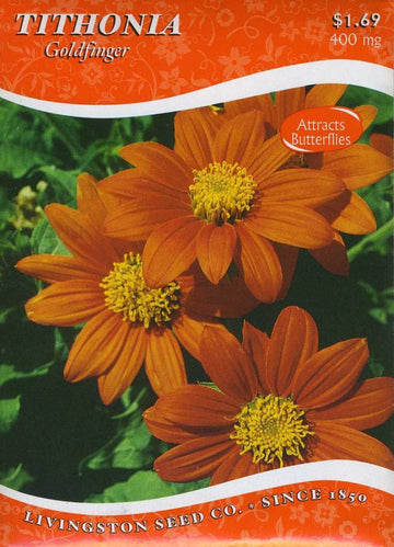 Goldfinger Tithonia