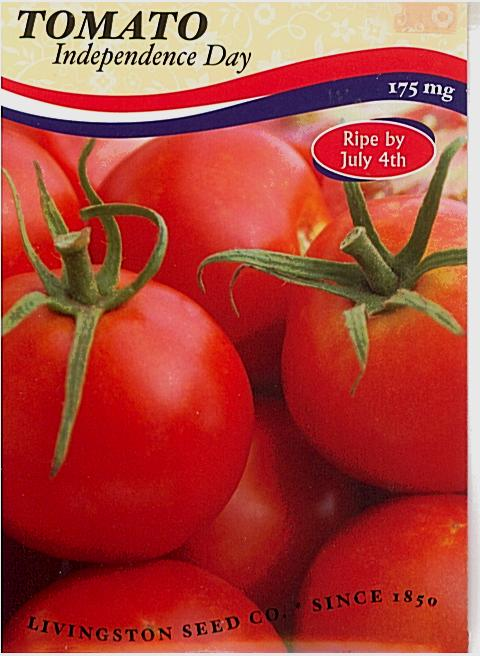 Independence Day Tomato