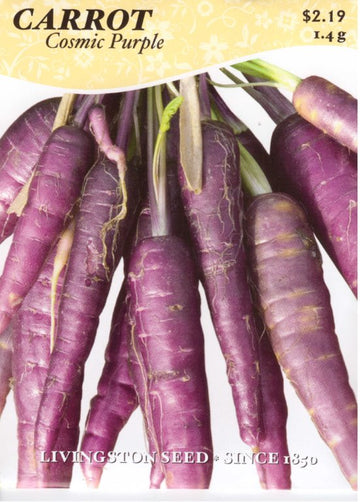 Cosmic Purple Carrot Pkt