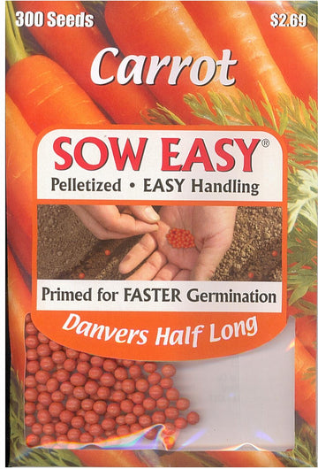 Danvers Carrot - Pelleted