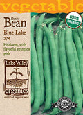 Blue Lake 274 Bean