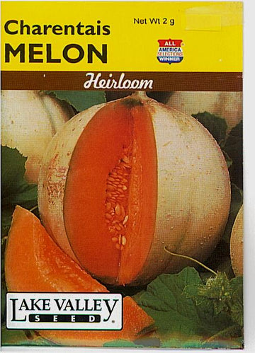 French Charentais Melon