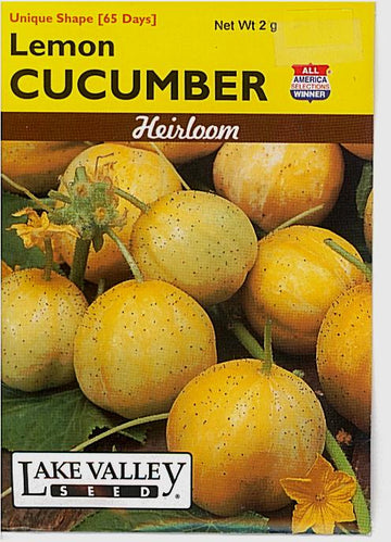 Lemon Cucumber