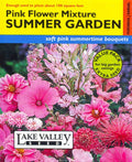 Summer Garden Mix, All Pink