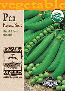 Progress #9 Peas