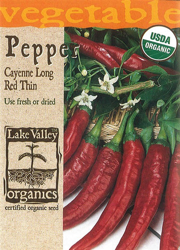 Cayenne Long Hot Pepper