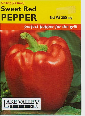 Sweet Red Bell Pepper