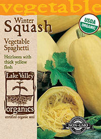 Vegetable Spaghetti Squash