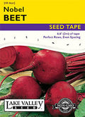 Nobel Beet - 6.5 Ft Seed Tape