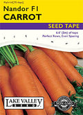 Nandor F1 Hybrid - 6.5 Ft Seed Tape
