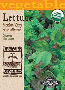 Mesclun Zesty Salad Mix